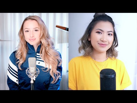 Dua Lipa & BLACKPINK - KISS AND MAKE UP (Ysabelle & Emma Heesters Cover)