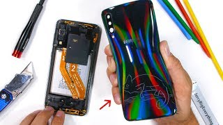 Galaxy A50 Teardown! - Did something crack inside?