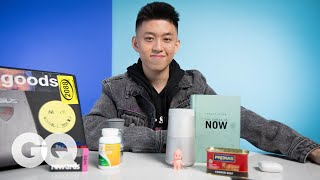 10 Things Rich Brian Can't Live Without | GQ
