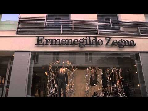 Zegna in_STORE @ Paris - The City