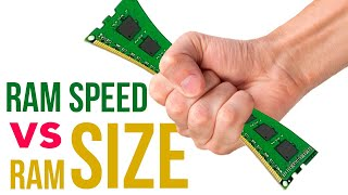 Ram SIZE vs Ram SPEED for Gaming...What's Better?