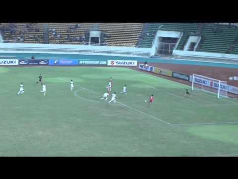 Laos vs Timor Leste: AFF Suzuki Cup 2014 Qualifers