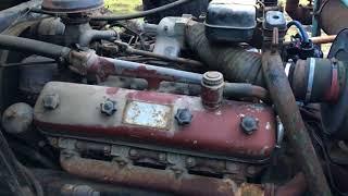 Maz 504 jamz 238 V8 / ЯМЗ-238