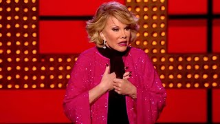 Joan Rivers on Sex - Live at the Apollo - BBC