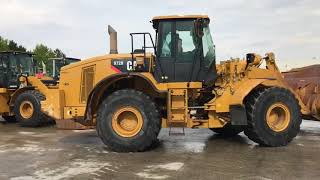 CAT 972H, S/N A7G00878 Zeppelin used