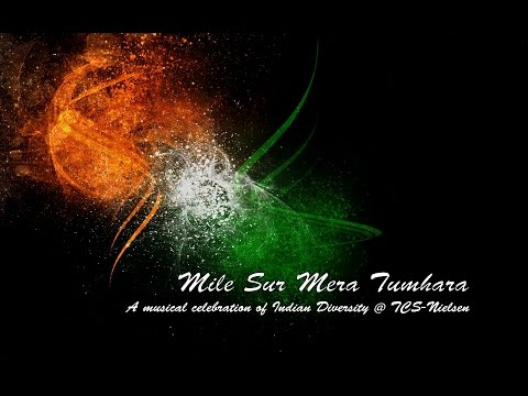 Mile Sur Mera Tumhara - A musical celebration of diversity...