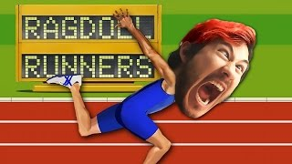 BIGGEST RAGE EVER   Ragdoll Runners