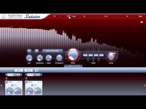 Transient Processing with FabFilter Creative Plugins