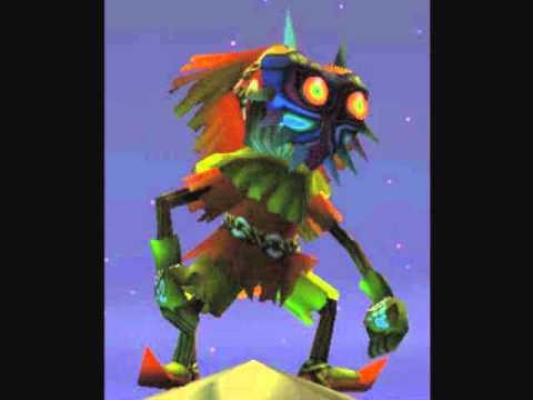 Leyenda Urbana - El cartucho embrujado de Zelda Majoras Mask