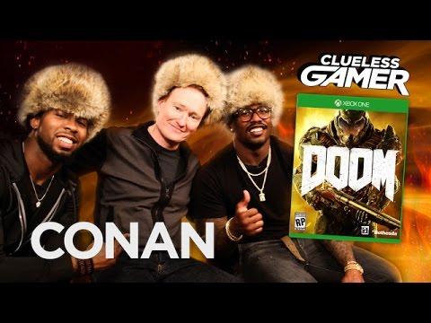 """Clueless Gamer Super Bowl Edition: """"Doom"""""""