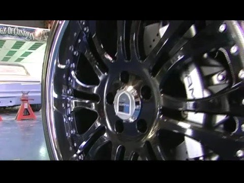 BRIAN DEEGAN WEST COAST CUSTOMS. Oct 13, 2008 10:48 AM. BRIAN GETS HIS MERCEDES TRICKED OUT BY WEST COAST CUSTOMS AND ASANTI WHEELS!