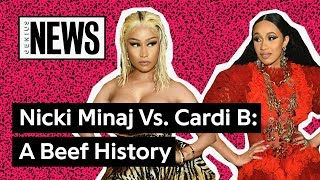 Download Lagu A Timeline Of Nicki Minaj & Cardi B's Beef | Genius News Gratis STAFABAND