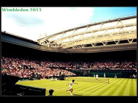Best points of Wimbledon 2013