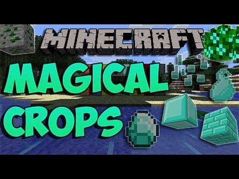 Minecraft 1.6.4 - como instalar magical crops mod - client &; server