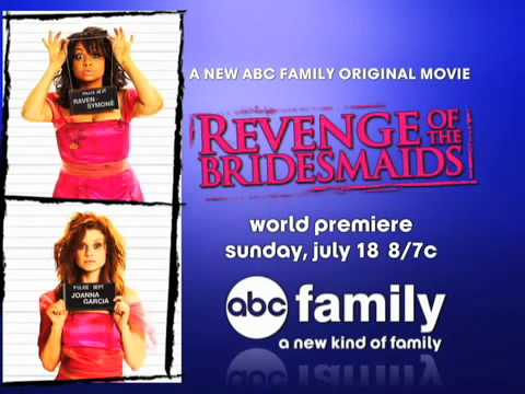 Revenge of the Bridesmaids is listed (or ranked) 18 on the list Movies Distributed by ABC Family