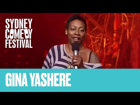Gina Yashere @ Cracker Night 2011