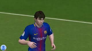 Barcelona kalah atas Sevilla (3-4)