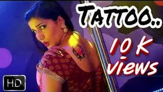 Tattoo tattoo, letest sapna Choudhary song 2017-18 (action queen madhubala ka revenge)