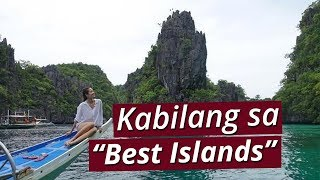 SONA: Palawan, itinanghal na 'Second Best Island in the World' ng Travel Plus Leisure Magazine