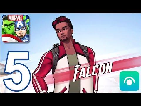 MARVEL Avengers Academy - Gameplay Walkthrough Part 5 (iOS, Android)