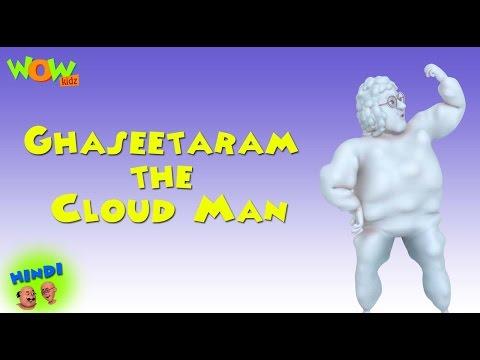 Ghaseetaram the Cloud Man - Motu Patlu in Hindi WITH ENGLISH, SPANISH & FRENCH SUBTITLES thumbnail