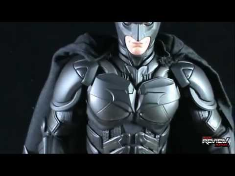 Collectible Spot - Hot Toys The Dark Knight Rises DX12 Batman 1:6 Collectible Figure