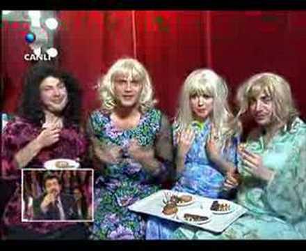 Burak Kut Komple Tv Makinası Kız Kuruları Grup Hepsi