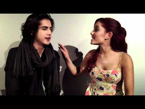 Avan and Ariana Victorious