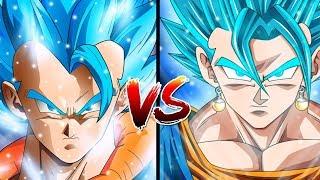 ¡Ahora ambos son canónicos!: Gogeta Vs Vegito ¿Quién es más fuerte?