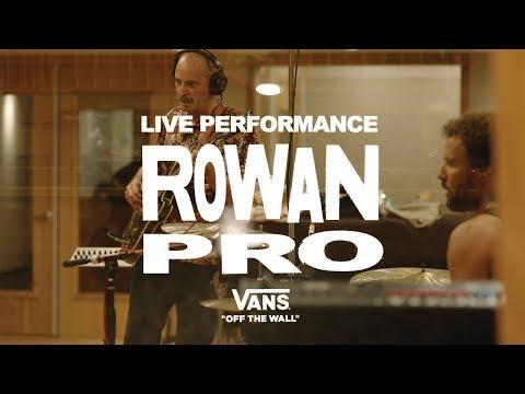 The Rowan Pro: Behind The Scenes