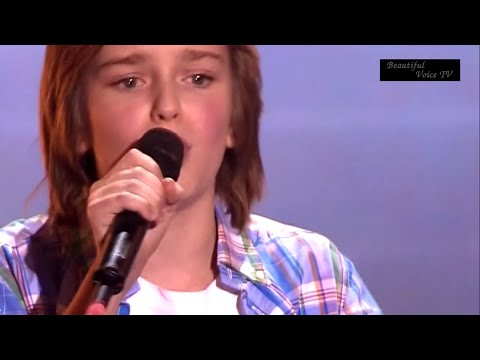 Georgy.'Chandelier'.The Voice Kids Russia 2015.