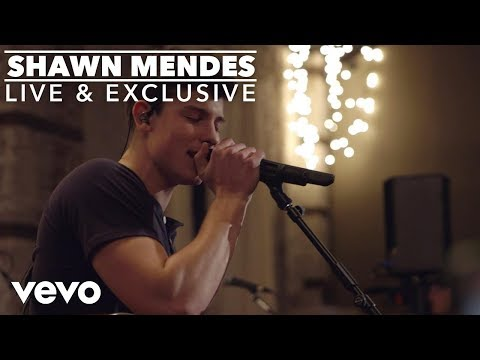 Shawn Mendes - Stitches (Vevo LIFT Sessions): Powered by McDonald's All Day Breakfast