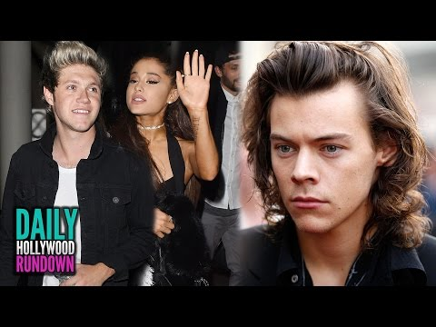 Ariana Grande & Niall Horan Dating? Harry Styles Talks Going Solo (DHR)