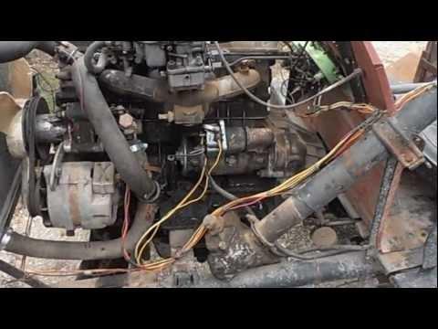 Как сделать самодельный трактор из двигателя