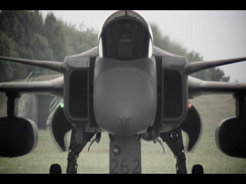 Piloto da FAB fala sobre testes e escolha do caça Gripen NG