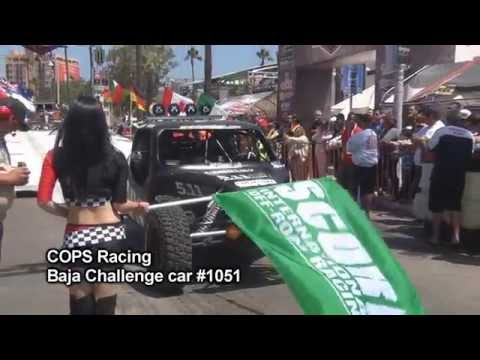 2014 Baja 500 COPS Racing recap