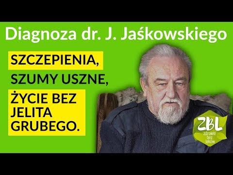 Dr Jerzy Jaśkowski - O Szczepieniach, Szumach Usznych I życiu Bez Części Jelita Grubego