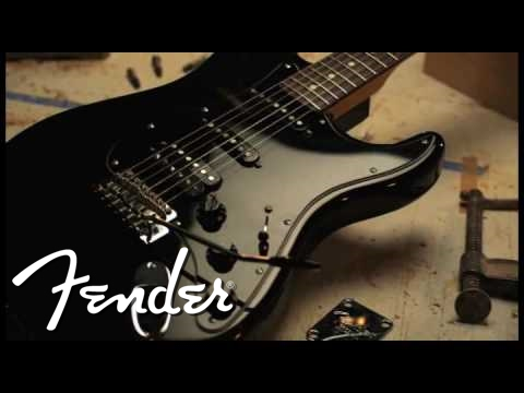 Introducing American Special Fender Guitars