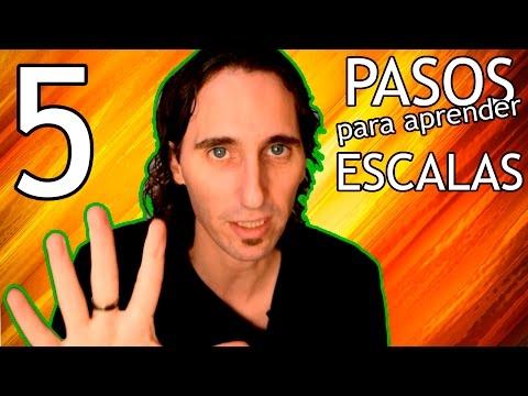 5 Pasos Para Aprender Como Tocar Las Escalas En Guitarra Por Mario Freiria TCDG