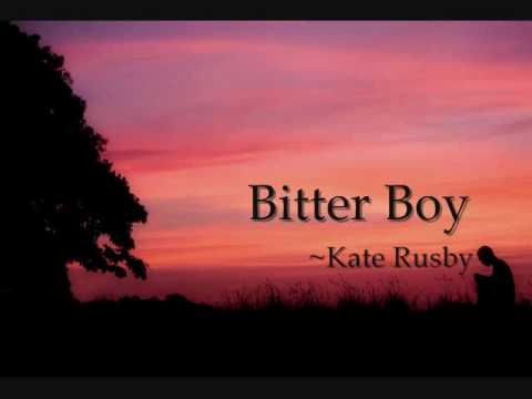 Kate Rusby - Bitter Boy