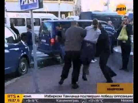 За аплодисменты в Минске задержали 200 человек