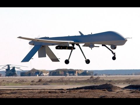 Armed Predator Drones Above Illinois...You Feel Safer?