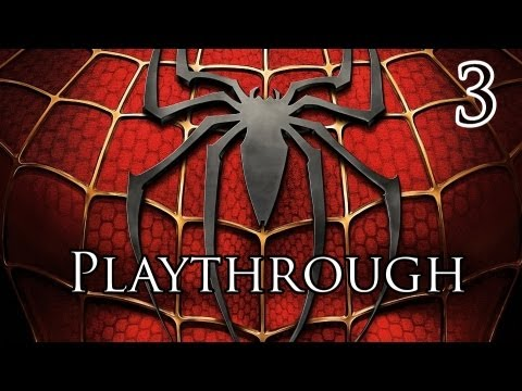Playthrough - Ultimate Spider-man - Episode 3 (PS2) FR & HD