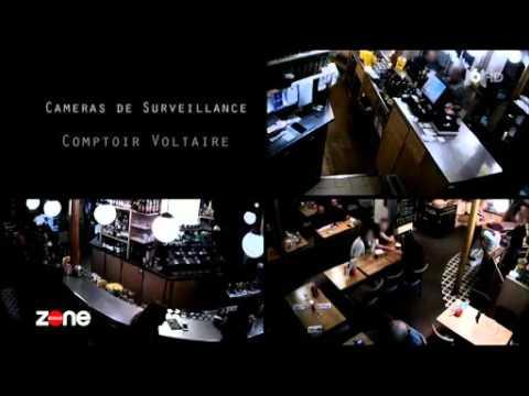 Paris: Explosion Comptoir Voltaire