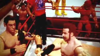 WWE gone crazy!!!