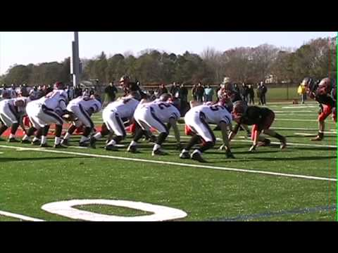 Connetquot vs Sachem East | Long Island High School Football - Suffolk