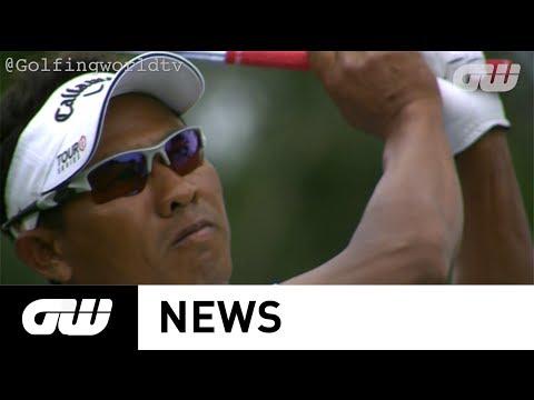 GW News: Matsuyama & Jaidee thwart Stenson, Bubba & Scott
