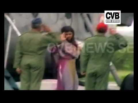 HINA RABBANI KHAR VISITS KHWAJA CHISTY SHRINE
