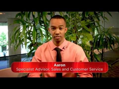 Aaron invites you to discover career opportunities at belairdirect