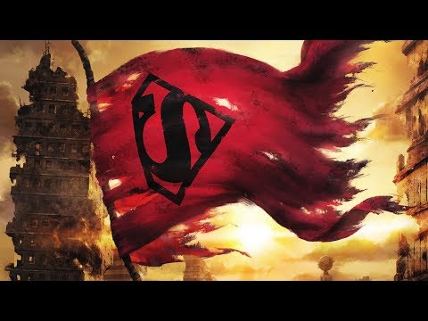 The Death Of Superman - Official Trailer thumbnail